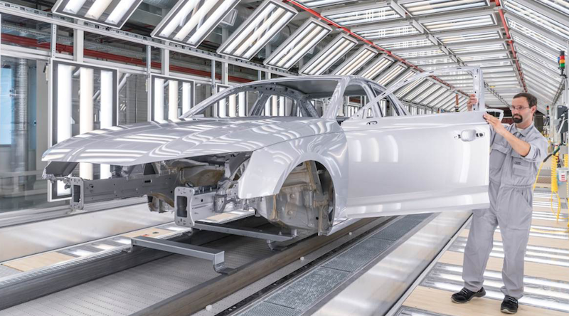 Colour code | Article | Automotive Manufacturing Solutions