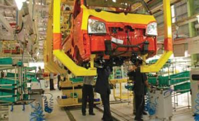 Lean green Mahindra machine | Article | Automotive