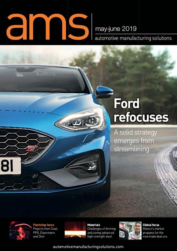 Out now: AMS May-June issue    | Article | Automotive