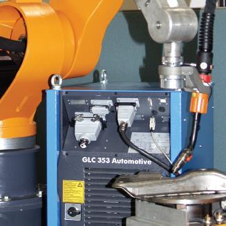 Cloos offers arc-welding flexibility for the automotive world