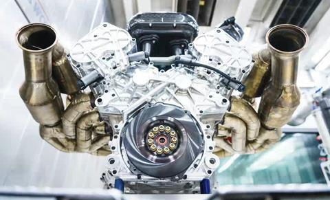 Rise Of The Valkyrie Article Automotive Manufacturing Solutions